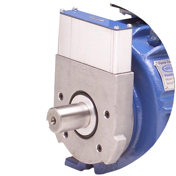 Posidyne Clutch/Brakes with Optical Encoder