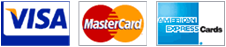 Force Control Industries accepts Visa, MasterCard, American Express and PayPal