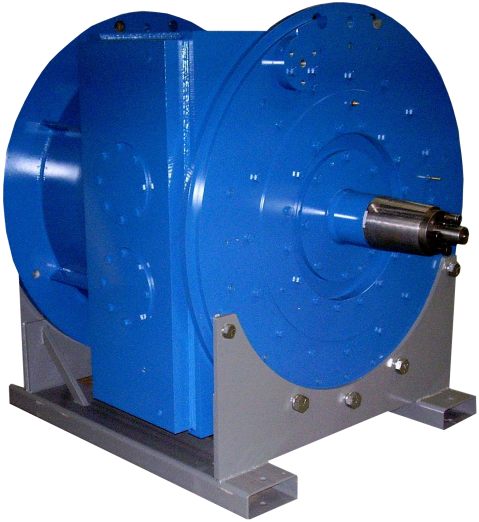 Winch Drawworks Tension Brakes