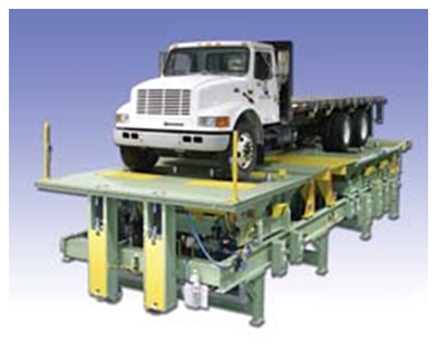 Large Truck Chassis